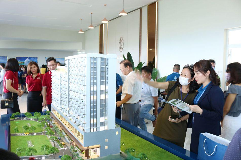 Tổ chức Ra mắt căn hộ mẫu dự án The Maris Vũng Tàu
